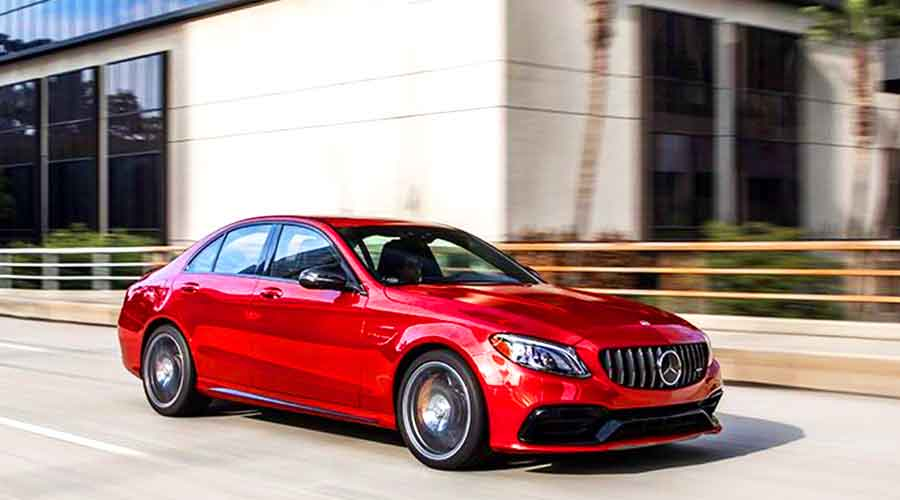 مرسيدس بنز Mercedes-Benz CLS 63 AMG S-4MATIC